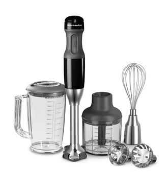Блендер Kitchenaid чёрный